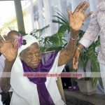 World's third oldest person is a Jamaican woman