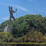Barbados slaves rebelled against slavery this week in 1816