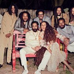 Marley family reunite for first photo shoot in over a decade