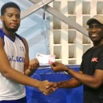 Lucian basketballers compete at Caribbean Hoopes in TT