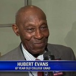It's never too late: 87 year old Jamaican earns his Degree (Video)