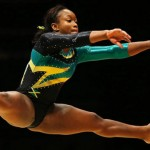 Tori-Ann Williams becomes first Jamaican gymnast to qualify for Olympics