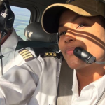 17-Yr-Old St Lucian could soon become the Caribbean's Youngest commercial pilot