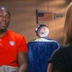 Off Soccer Field, Jozy Altidore's Goal Is Clean Water For Haiti