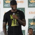 LeBron James Plans Public School for At-Risk Kids