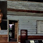 Woman Sees Slave Cabin She Was Born in at Museum