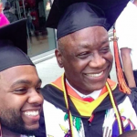 63 Yr Old Dad Receives College Degree With His Son