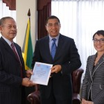Deliver the Golding Report on CARICOM