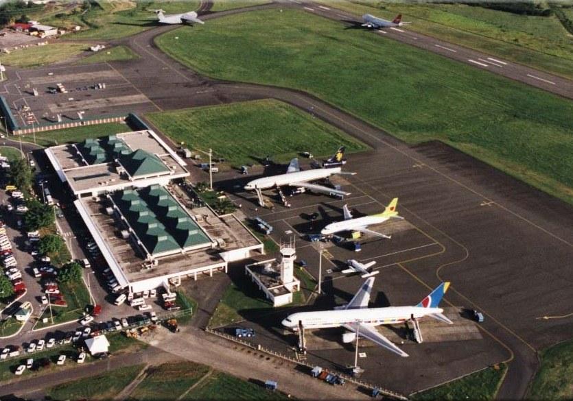 Hewanorra International Airport Map st. lucia airport map | Caribbean News