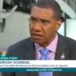 Jamaican PM Holness speaks with ITV about deportations
