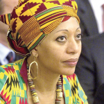 Ghana's H.E Samia Nkrumah to speak at Food Conference