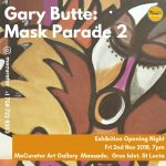 Gary Butte's Showing