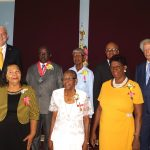 Outstanding Saint Lucians Honoured at Investiture Ceremony