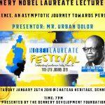 Saint Lucia Lecture