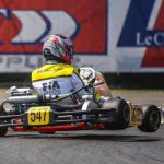 Mallalieu wins Caribbean Junior Karting Academy Trophy