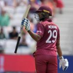 West Indies go down fighting against India