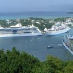 St Lucia prohibits Cruise Vessels to dock