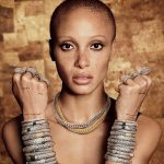 Adwoa Aboah says 'Being mixed race was at times confusing'
